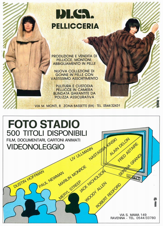 pag 4 - Ravenna che parla pag 5 - foto (via Cavour) pag 6 - pag 7 -  pubblicità pag 8 - Progetto 2000  come cambierà il volto della città di ... 93157aa696c